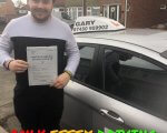 Well done to Callum who passed his driving test at Basildon test centre with only 5 minor faults. With fantastic instructor Gary. https://onlyessexdriving.co.uk