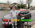 Well done to Joshua who passed his driving test at Hornchurch test centre with only 3 minor faults