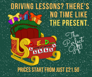 Driving lessons start from £21.50 with Only Essex Driving School.
